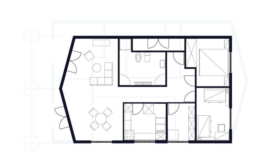 Apartment Monterey